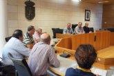 El Gobierno municipal se reúne con la organización agraria COAG-IR