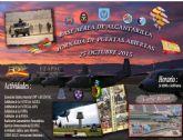 Alcantarilla centro de los actos culturales del 50 Aniversario del Escuadrón de Zapadores Paracaidistas del Ejército del Aire