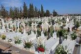 El Ayuntamiento tiene una lista de espera de casi 200 solicitudes para la adquisición de un enterramiento funerario en el Cementerio