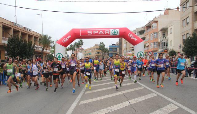 Cerca de 400 atletas participan en la III Media Maratón y 7K Villa de Puerto Lumbreras - 2, Foto 2