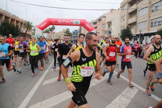 Cerca de 400 atletas participan en la III Media Maratón y 7K Villa de Puerto Lumbreras - 3, Foto 3
