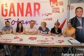 """Ganar Totana IU asegura que """"nunca ha existido mayor desgobierno en Totana que en los 12 años de gobierno del PP"""""""