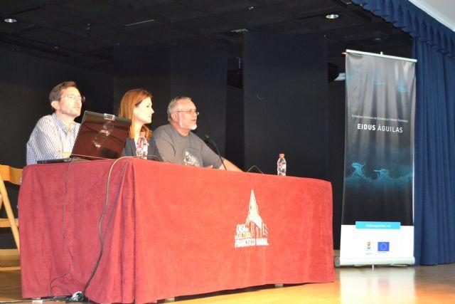 Una cincuentena de personas se dan cita en el acto de Participación Ciudadana para la elaboración de la Estrategia Integrada de Desarrollo Urbano Sostenible de Águilas - 3, Foto 3
