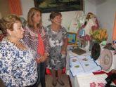 Los mayores de la barriada Virgen de la Caridad celebran su Semana Cultural