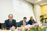 El alcalde asiste al acto de apertura de curso de la UNED