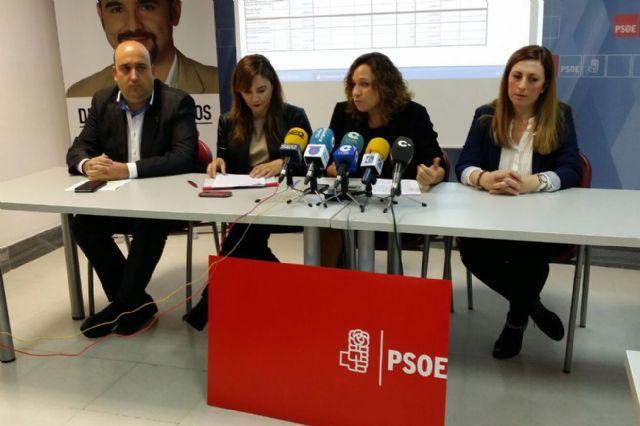 El PSOE asegura que