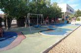 La Concejalía de Infraestructuras acometerá una actuación integral de arreglo del jardín 'Tierno Galván', en la urbanización 'El Parral'