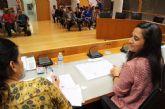 Representantes de 26 clubes de Totana se reúnen con la concejal de Deportes