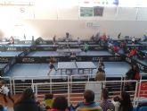 Torneo zonal en Granada. Club Totana TM