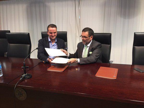José López reafirma el apoyo del Ayuntamiento a la restitución del Real Jardín Botánico de Cartagena - 1, Foto 1