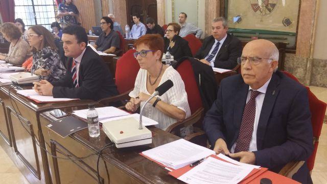 El PSOE logra el compromiso de un IBI social para las familias con menos recursos en el municipio de Murcia - 1, Foto 1