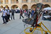 Estudiantes de Industriales fabrican una impresora 3D de chocolate
