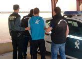 La Guardia Civil detiene al presunto autor del apuñalamiento a un joven en una zona de ocio