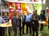 Productores y exportadores agr�colas de Mazarr�n muestran la calidad de sus cultivos en la Fruit Attraction de Madrid