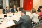 Acciona muestra su interés en colaborar en futuros proyectos en el municipio