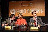 Martínez-Cachá destaca el 'gran potencial' hortofrutícola nacional e internacional de la Región y la importancia de ´Fruit Attraction´