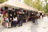El lunes se abre el plazo para solicitar puestos navideños de venta ambulante