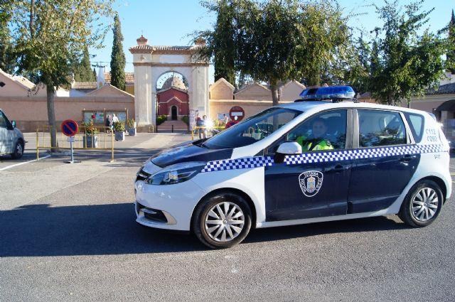 Comienza hoy el dispositivo de seguridad y emergencias en los accesos al Cementerio Municipal Nuestra Señora del Carmen con motivo de la festividad de Todos los Santos - 1, Foto 1