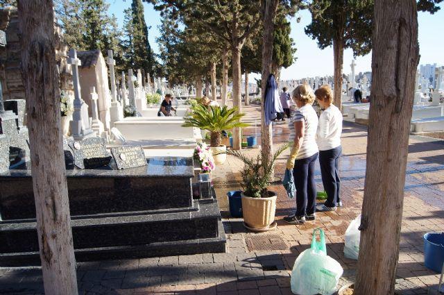 Comienza hoy el dispositivo de seguridad y emergencias en los accesos al Cementerio Municipal Nuestra Señora del Carmen con motivo de la festividad de Todos los Santos - 4, Foto 4