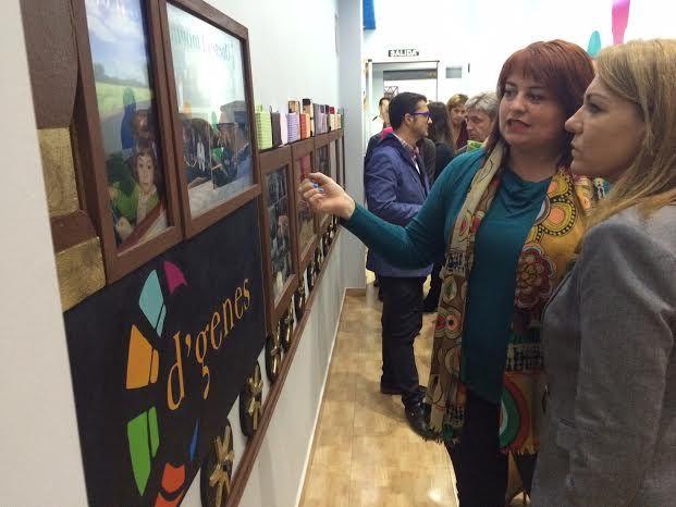 La Secretaria de Estado de Política Social e Igualdad visita el Centro Multidisciplinar Celia Carrión Pérez de Tudela - 1, Foto 1