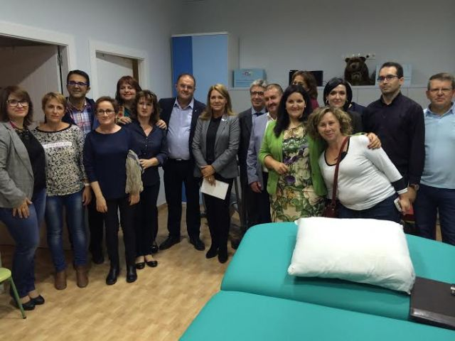 La Secretaria de Estado de Política Social e Igualdad visita el Centro Multidisciplinar Celia Carrión Pérez de Tudela - 2, Foto 2