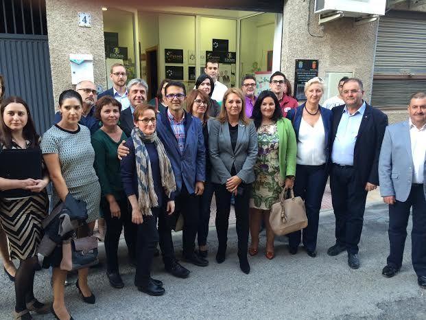 La Secretaria de Estado de Política Social e Igualdad visita el Centro Multidisciplinar Celia Carrión Pérez de Tudela - 4, Foto 4