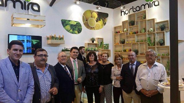 El Alcalde acude a la feria Fruit Attraction para apoyar la amplia  presencia local en la feria internacional de frutas y hortalizas que se celebra en Madrid - 4, Foto 4