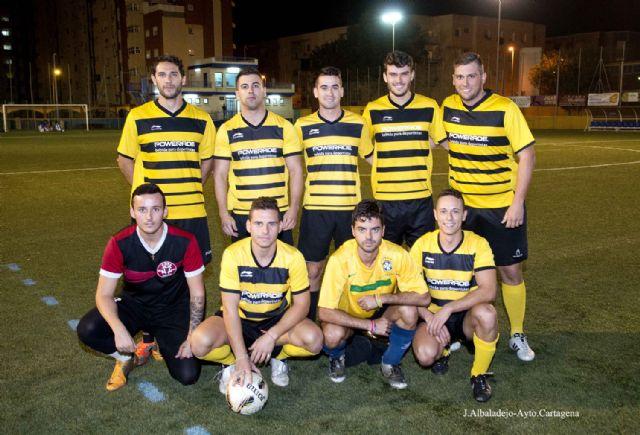 La XXI edición de la Liga de Aficionados de Cartagena calienta motores - 2, Foto 2