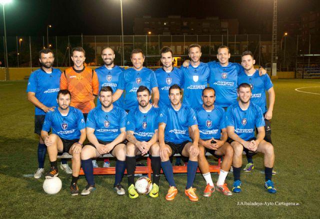 La XXI edición de la Liga de Aficionados de Cartagena calienta motores - 3, Foto 3