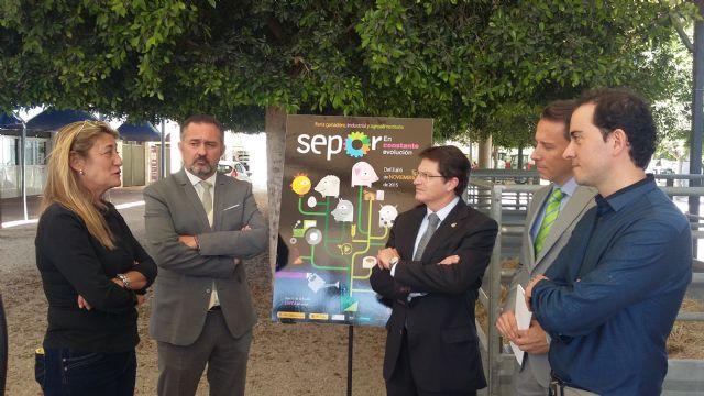 SEPOR ofrecerá 50.000 metros cuadrados de espacio expositivo en el Huerto de la Rueda a la defensa del sector agroalimentario - 3, Foto 3