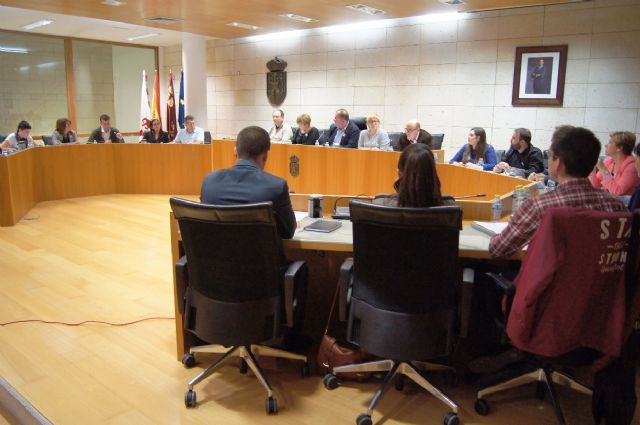 El Pleno acuerda designar a Carmen Navarro, Serafín Ríos y Juan Valero nuevos patronos de la Fundación La Santa para esta legislatura - 1, Foto 1