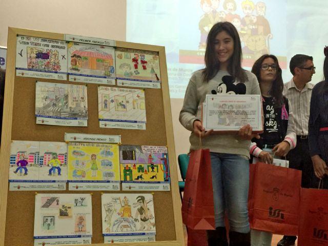 """La alumna Lorena Calvo del CEIP Purísima Concepción ha sido premiada en el Concurso """"Crece en Seguridad"""" - 3, Foto 3"""
