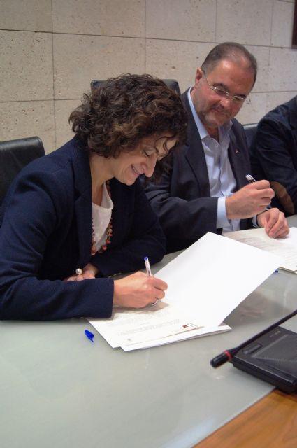 Totana se adhiere a la Red para la Participación Ciudadana en virtud de un convenio de colaboración entre ambas administraciones - 2, Foto 2