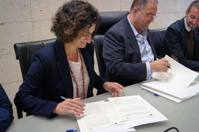 Totana se adhiere a la Red para la Participación Ciudadana en virtud de un convenio de colaboración entre ambas administraciones - 3, Foto 3