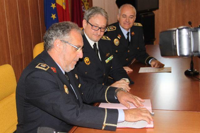 La Asociación de jefes de Policía Local de la Región de Murcia, se adhiere a UNIJEPOL - 3, Foto 3