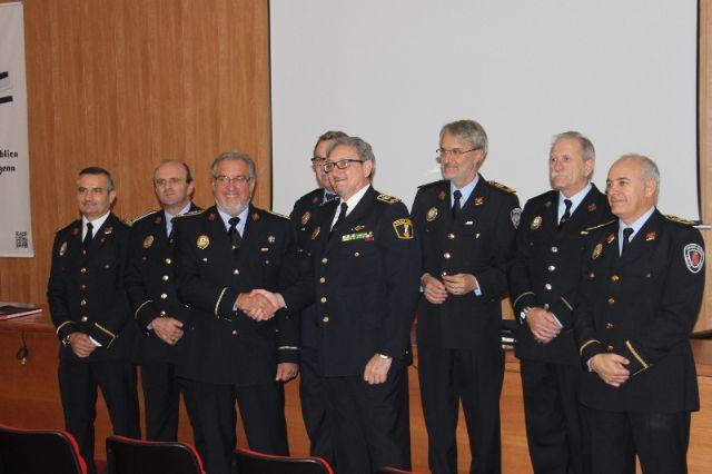 La Asociación de jefes de Policía Local de la Región de Murcia, se adhiere a UNIJEPOL - 4, Foto 4