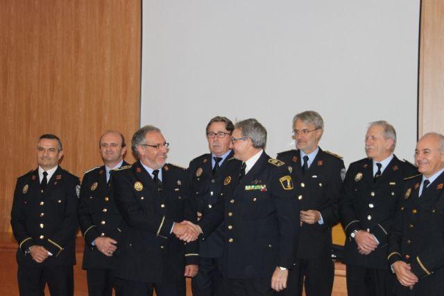 La Asociación de jefes de Policía Local de la Región de Murcia, se adhiere a UNIJEPOL - 5, Foto 5