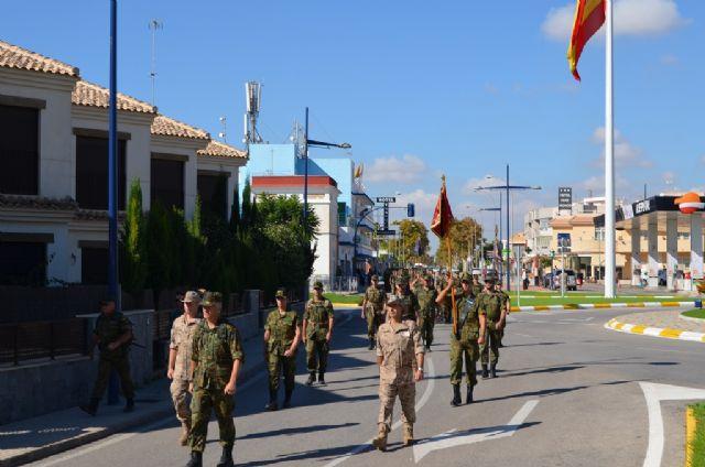 La AGA sorprende a los vecinos de Santiago de la Ribera con una marcha de todos sus alumnos por el centro de la localidad - 2, Foto 2