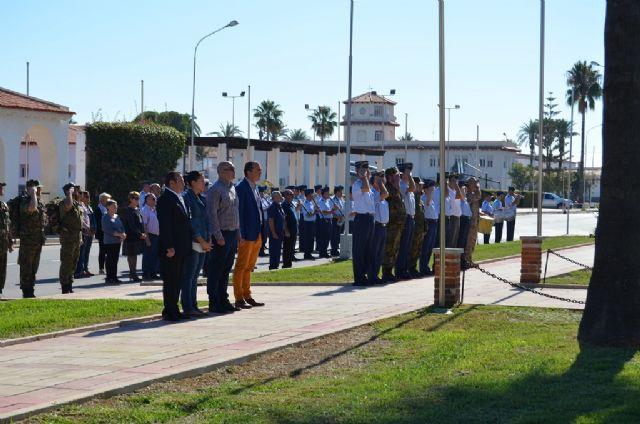La AGA sorprende a los vecinos de Santiago de la Ribera con una marcha de todos sus alumnos por el centro de la localidad - 5, Foto 5