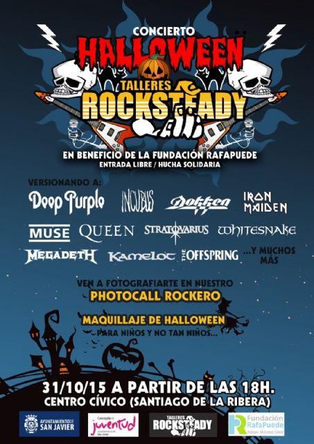 La VI edición de los Talleres Rockeros termina mañana con un concierto en Santiago de la Ribera - 1, Foto 1