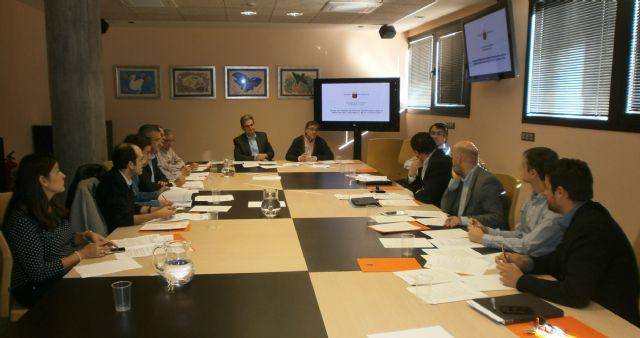 Reunión del Grupo de Trabajo de Calidad Constructiva del Libro Blanco de la Construcción de la Región de Murcia - 1, Foto 1