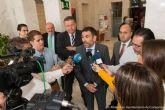 El alcalde preside la inauguración de las Jornadas de Puertos Deportivos y Turísticos de la Región