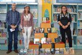 La biblioteca municipal adquiere los libros de lectura obligatoria de los institutos de la localidad