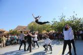 Música, danza y gastronomía para cerrar la Bienvenida Universitaria #HolaUCAM