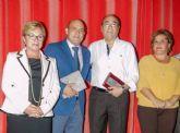 Nombran al voluntario Juan Toledo 'Mayor del Año 2015' con ocasión de la clausura de las Semanas Doradas