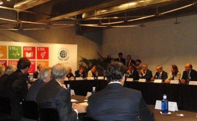 El presidente de COATO con el Secretario General de la O.N.U. - 3, Foto 3