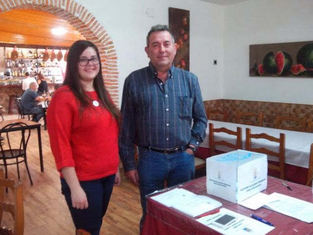 Salvador Sanchez Murcia is ratified as the new headman in the council of La Sierra, with 17% of local participation