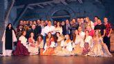 El presidente de la Comunidad asiste al ensayo de la obra 'Don Juan Tenorio' de la compañía Cecilio Pineda