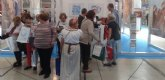 La Comunidad invita al viajero andaluz a descubrir las posibilidades turísticas de la Región, ´tierra adentro´