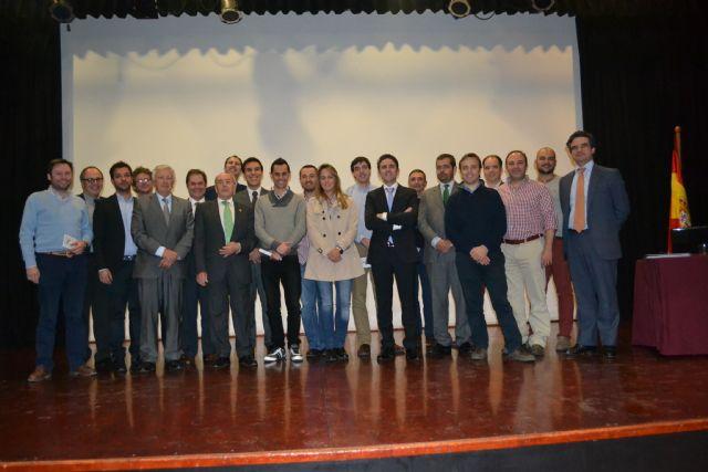 El presidente de los ingenieros técnicos industriales de España y de Murcia se ha reunido en Chile con empresas tecnológicas - 1, Foto 1